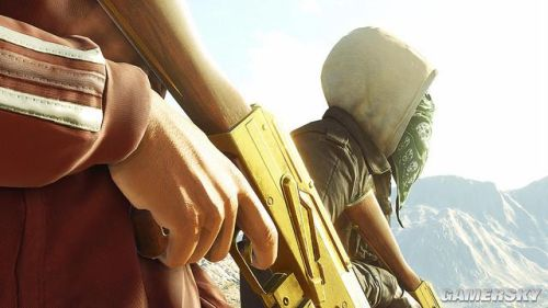 《战地:硬仗》压盘 官方发布黄金枪庆贺