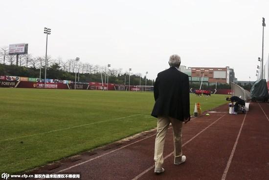 里皮:乐意执教欧洲某国家队 俱乐部邀请还是算了