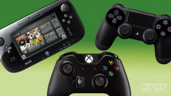 PS4/XB1/Wii U三大主机卖点各不同