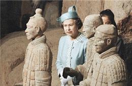 影像记忆:英国王室的中国情缘