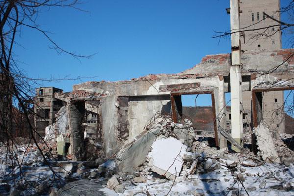 图记停战后的顿巴斯:仍有人丧生