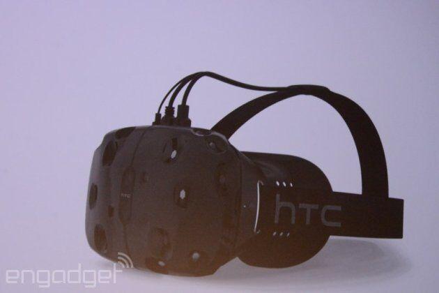 HTC牵手Valve推出高端头戴 VR设备HTC Vive
