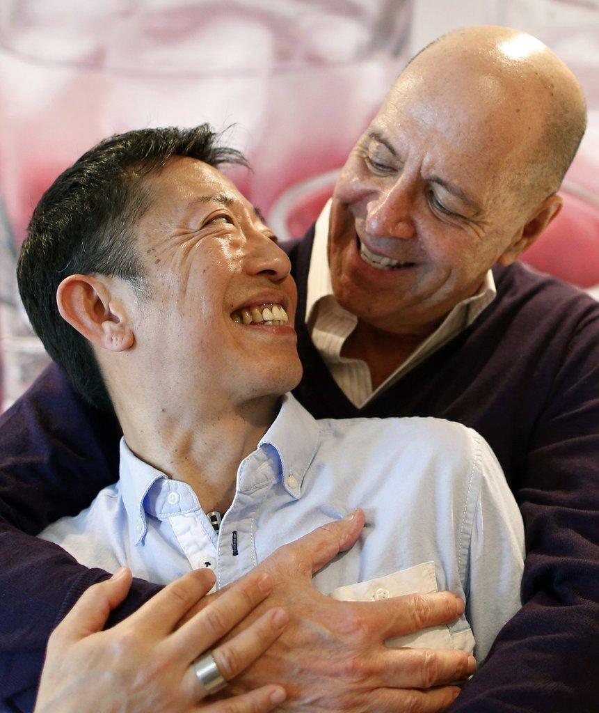 东京都涩谷区拟承认同性恋婚姻 将开创日本先河