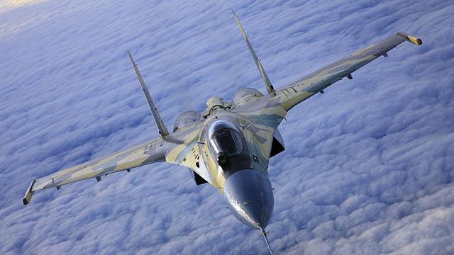 俄罗斯苏35战机获中国高度评价