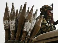 乍得军队备足弹药打击极端组织