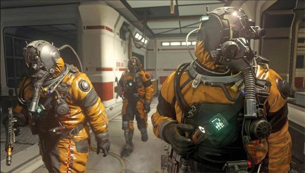 使命召唤:高级战争 最新最火爆的战争游戏