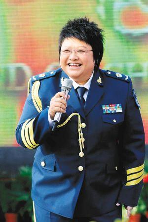 特招入伍韩红级别最高 对应副军级待遇