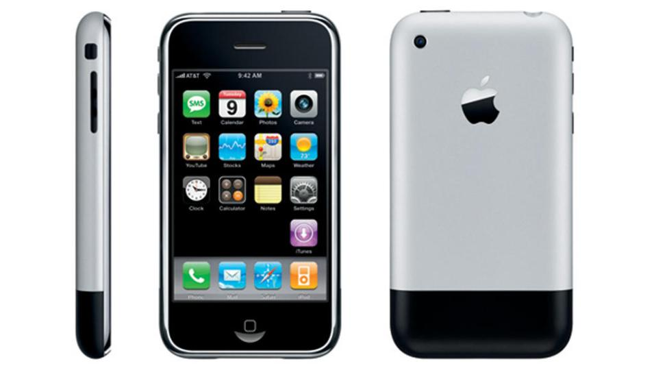 ... 2007: 苹果iPhone苹果iPhone是第一款成功实现多点触屏的智能...图片 34551 955x537