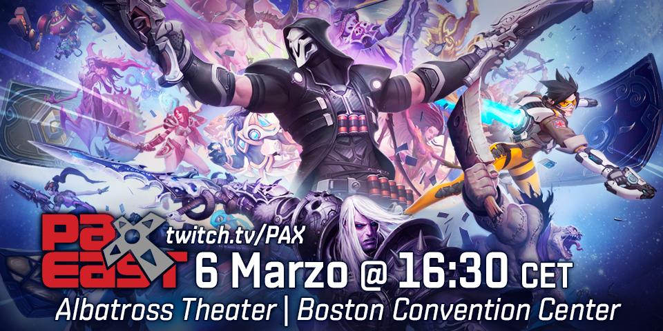 2015 PAX East游戏展即将开幕 部分参展信息公布