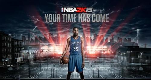 《NBA 2K15》MT模式全关卡通关心得