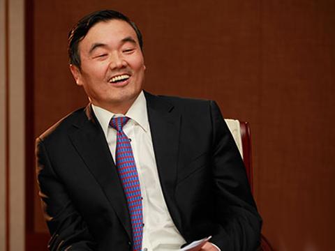 国开行董事长胡怀邦说新常态下银行发展新思路