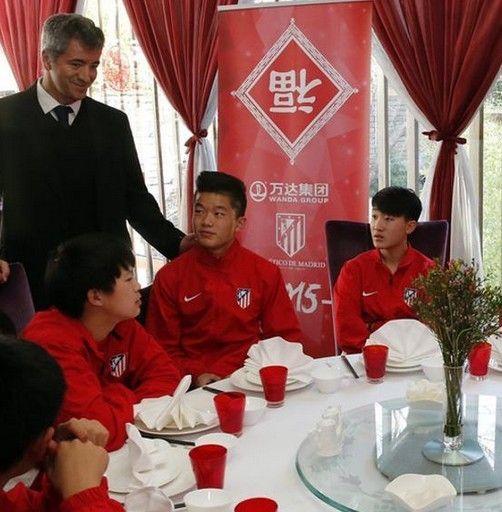 中国留洋门将受西蒙尼赏识 被提拔至一线队训练