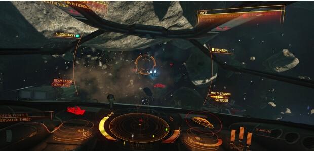 GDC 2015:《精英:危险》将于今夏登陆XB1
