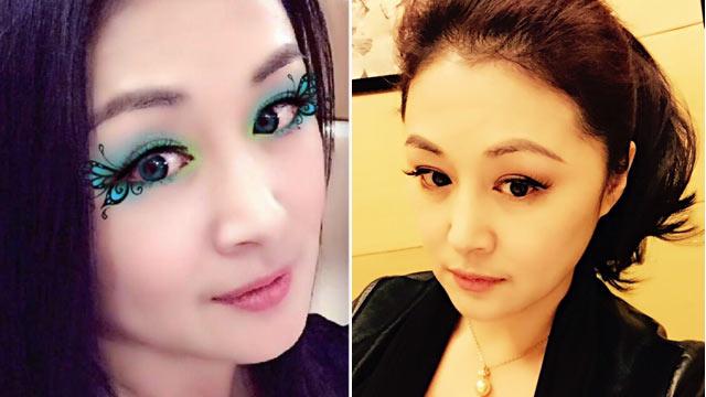 赵本山43岁小姨子晒自拍美照 皮肤白嫩获赞