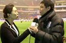 范志毅握女记者手210秒 受访央视竟如此专注!