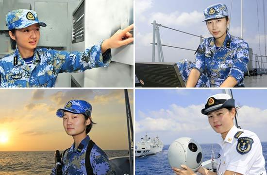 """中国护航""""舰花""""如何征战大洋"""