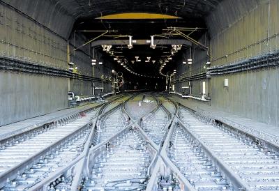 北京站至北京西地下通火车 全程仅需15分钟