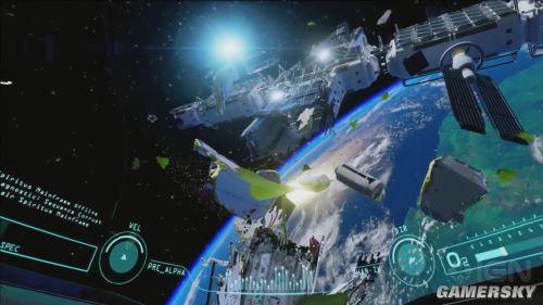 让你体验一把宇航员!《Adr1ft》实机演示