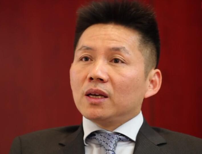 金融者说 林寿康说企业转型