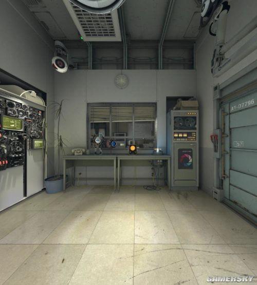 SteamVR演示曝光 新引擎打造或为《传送门3》