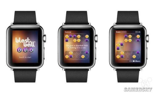 Apple Watch首批游戏确认 18小时续航你敢玩?