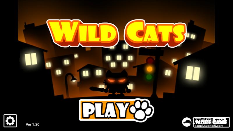 《野猫:刀锋战士 Wild Cats》游戏截图