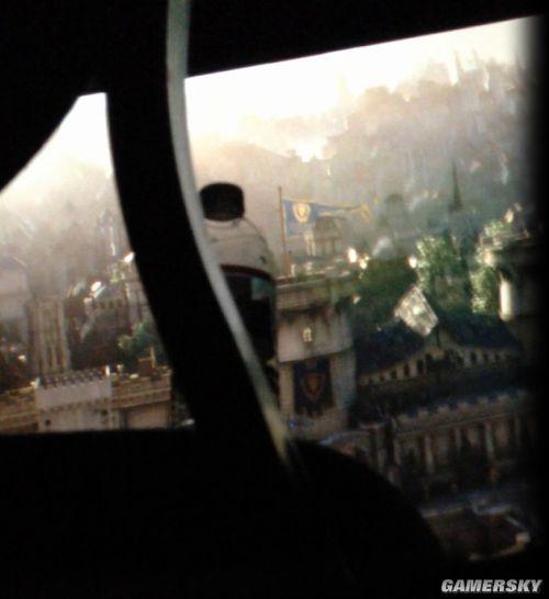 《魔兽世界》电影画面首曝 巨丑吴彦祖在哪