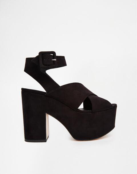 迎接春夏好时光 10款复古厚底美鞋推荐