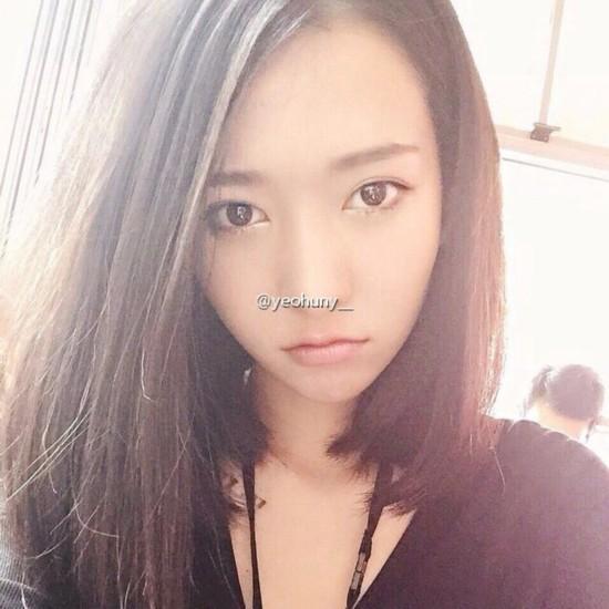 越南最美女大学生走红
