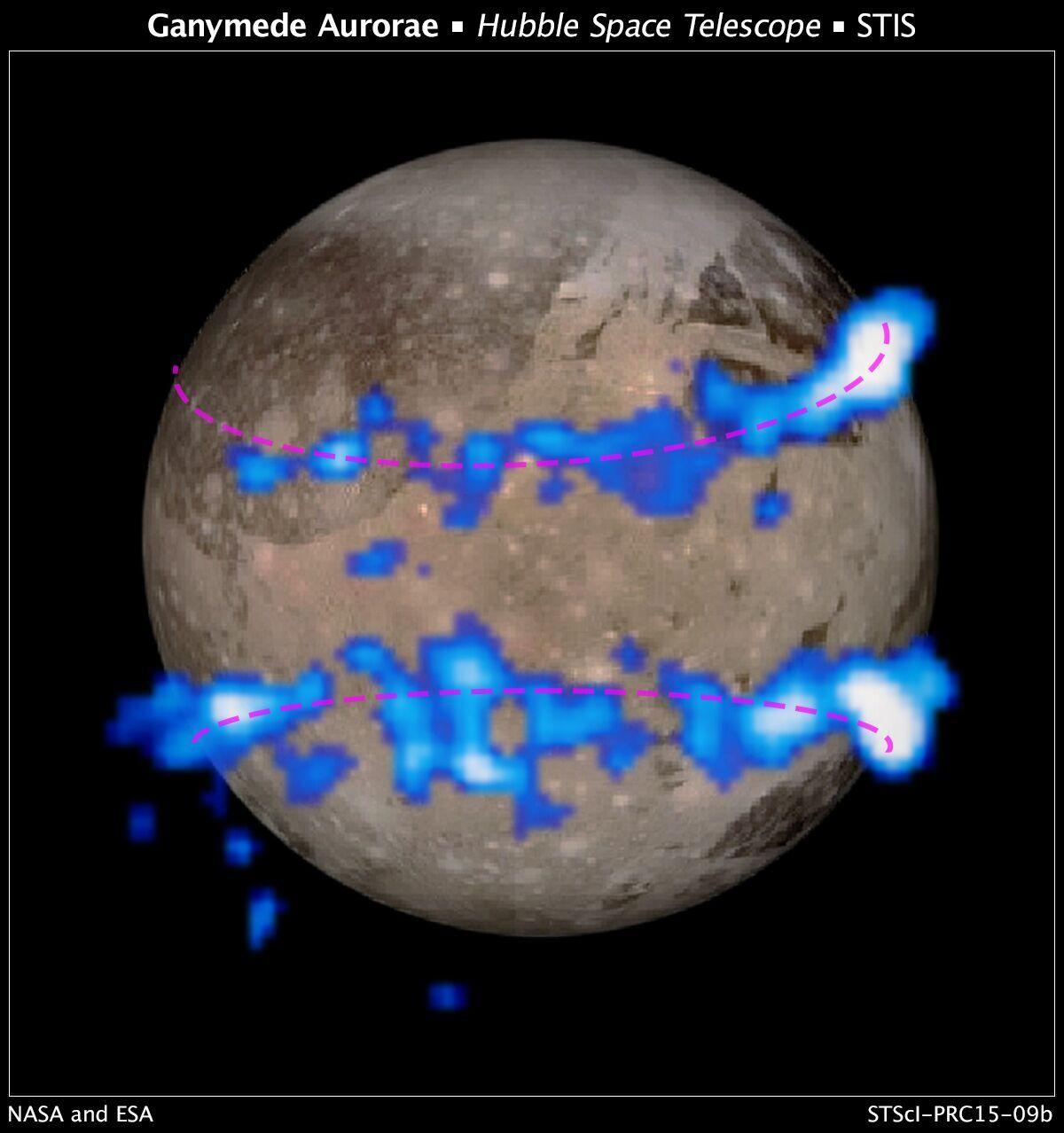 研究称木星最大卫星地下海水量比地球还多 - longxinlei843 - 龙树勇:青山碧水!蓝天白云!