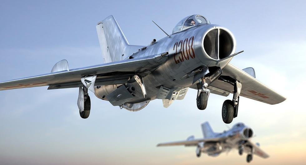 缅甸空军现役飞机