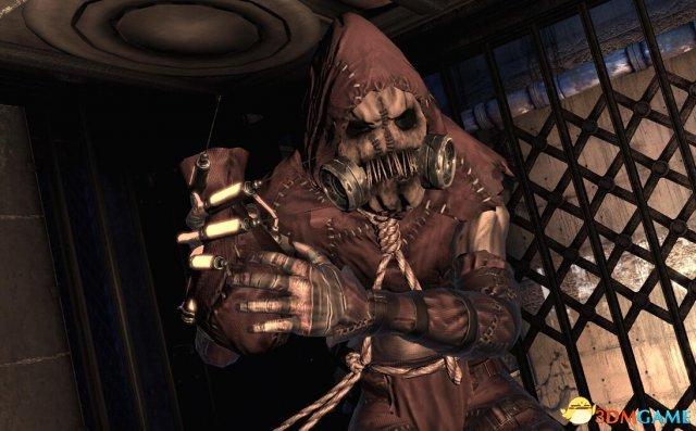 《蝙蝠侠:阿卡姆骑士》反派魅力足 钓足玩家胃口