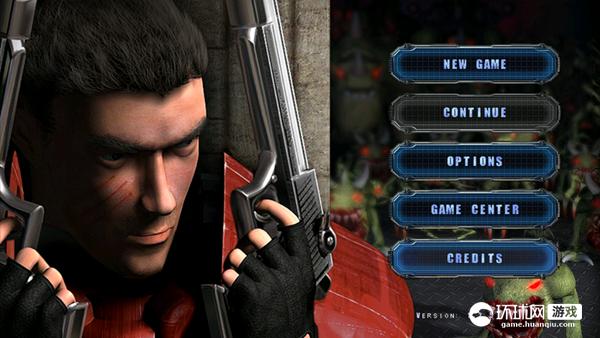 《孤胆枪手:开端 Alien Shooter》游戏截图
