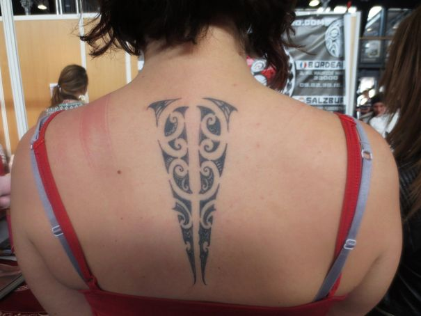 015世界纹身盛宴:五大女性纹身主题成焦点