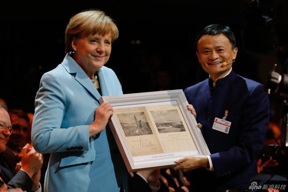 法媒关注阿里巴巴进军德国汉诺威IT博览会