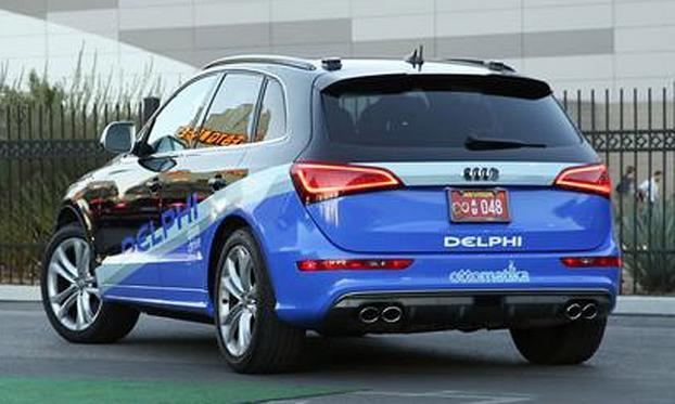 德尔福无人驾驶奥迪Q5测试将横跨美国-国际车讯高清图片