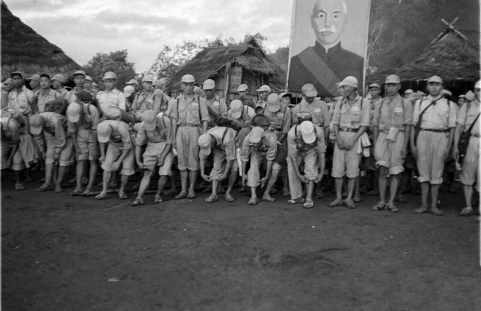 1953年国民党残军撤离缅甸全过程