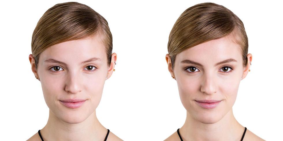 美妆专家教你如何四步轻松打造丰满眉形