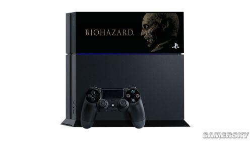 索尼PS4主机壳刻印增加新图案 只需要100块