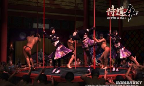 《GTA5》跳票我也跳 日式GTA《侍道4》PC版延期