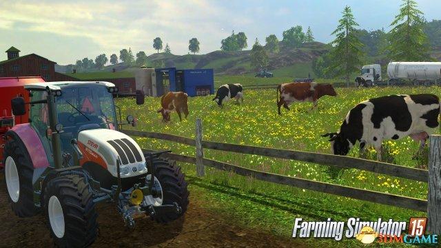 《模拟农场15》PC版销量近百万 官方宣布登陆主机