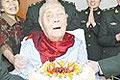 中国健在最年长老红军喜迎108岁生日(图)