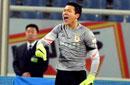 王大雷将胜利送亡友:他为中国足球努力过 走好