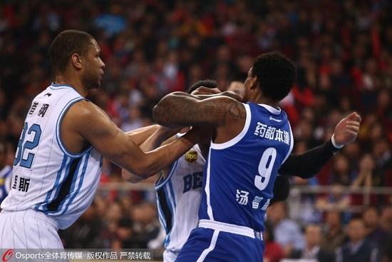 辽宁大外赴以色列再就业 决赛打北京场均仅12分