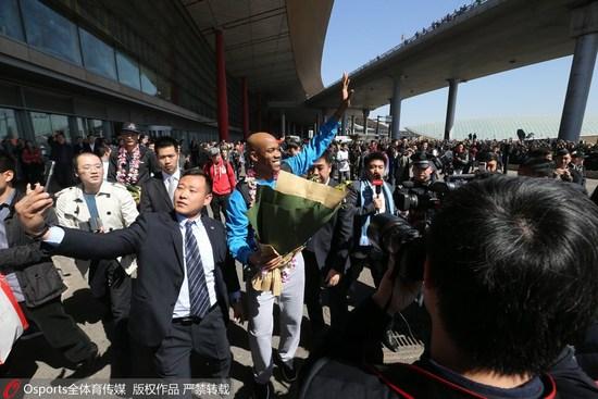 北京队员回京不停歇 庆功会+球迷见面于本周进行