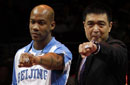 北京男篮做客央视 老马笑评闵帅球技:可打NBA