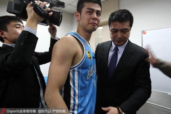北京体育局3招保男篮人才充盈:实行户口扶持政策
