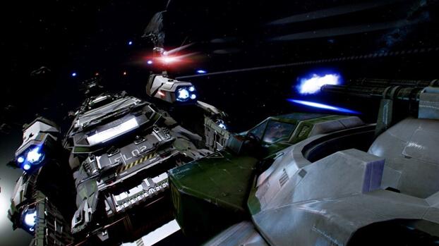 《星际公民》创众筹新高:已达7600万美元