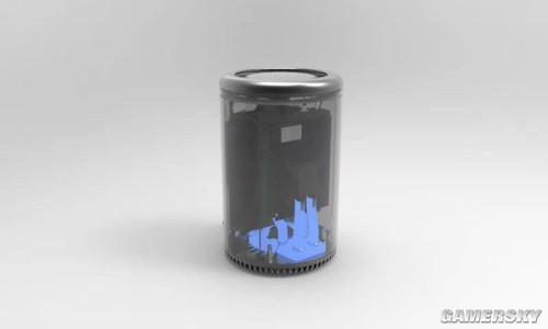 pro垃圾桶主机:买不起咱自己造