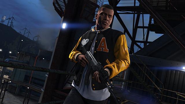 《GTA5》PC高清图